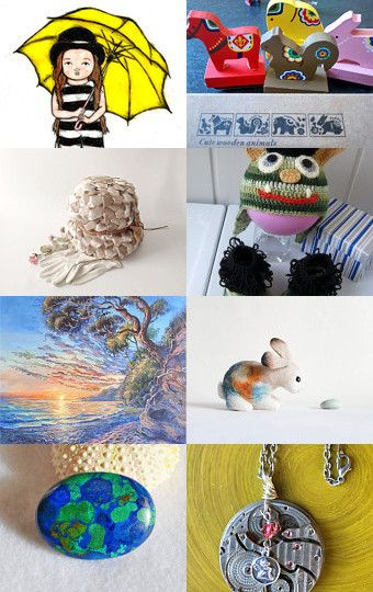My Favourite on Etsy - Vol.465 by Teresa Russo on Etsy--Pinned with…