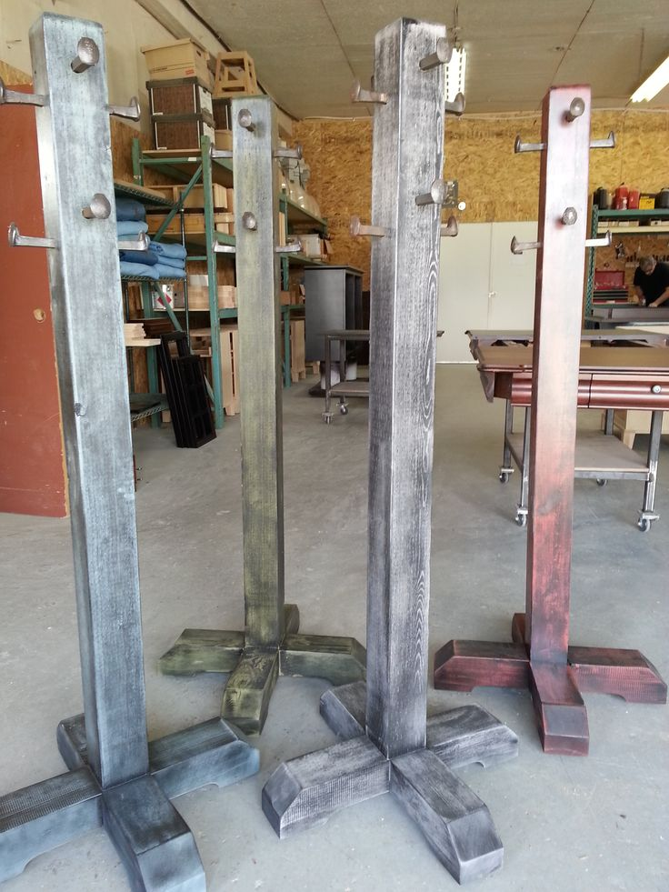 Our newest product – Rustic Railroad Spike Coat Racks