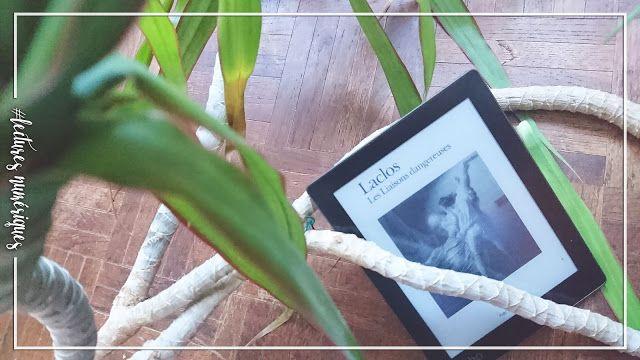 Avis sur mes dernière lectures numériques à savoir : Les liaisons dangereuses, Le Joyau et Eragon.
