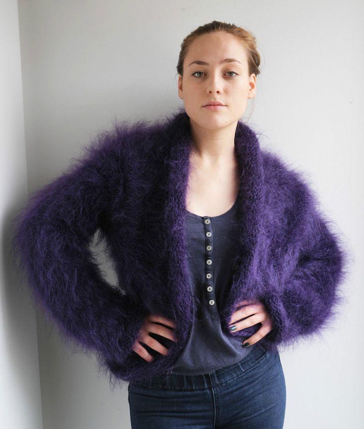 Woman's Fuzzy Sweaters