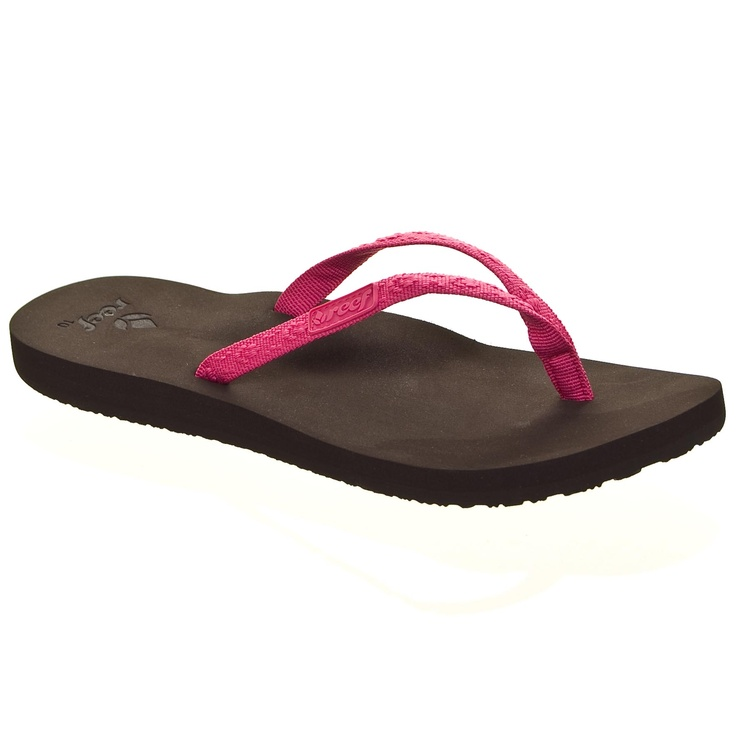 Reef flip flops!  Can't wait for spring and summer so I can wear them!