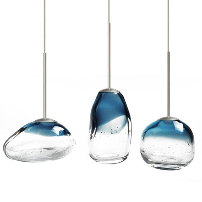modern mini blown glass art led pendant lighting 12103 blown pendant lights lighting september 15