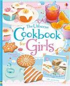 """Cookbook for girls"" at Usborne Book Chest $18.95"