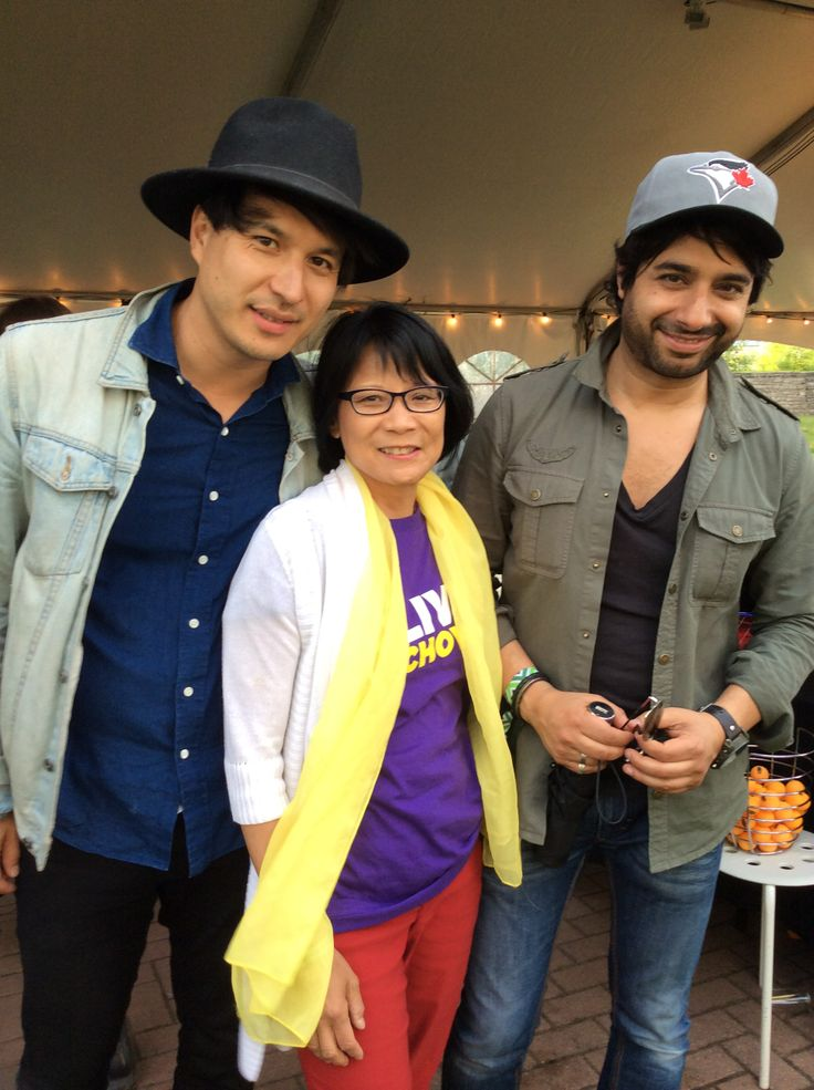 OC with Jeffrey Rededios and Jian Gomeshi