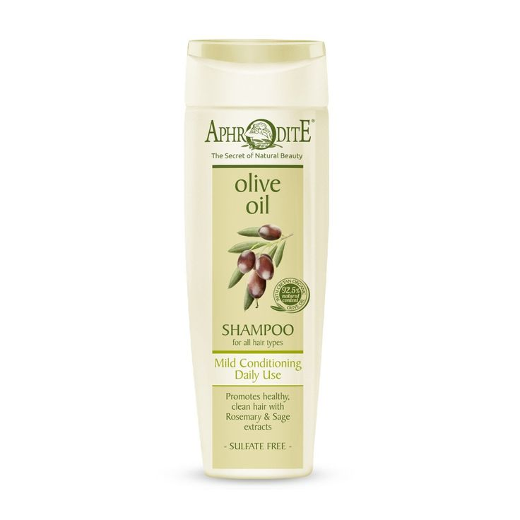 Aphrodite Olive Oil Mild Conditioning Daily Use Shampoo 250ml *** You can find out more details at the link of the image.