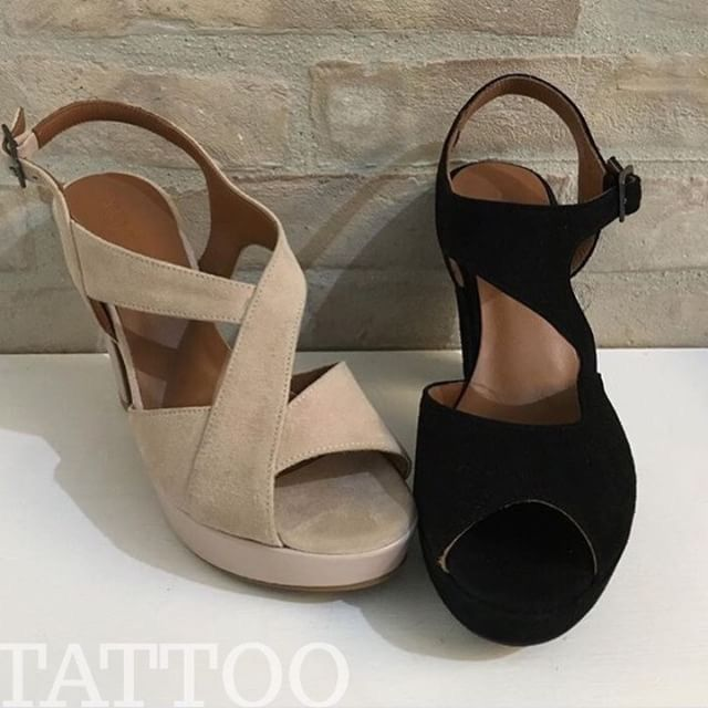 COLLEZIONE TATTOO SHOES P/E #scarpe#shoes#tattooshoes#scarpetattoo #zapatos#moda#hells#tacchi#tacchi&tacchi#black#nero#beige Website: www.tattoopinto.it