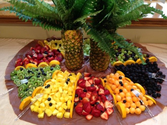 be fruitful fruit tables trays