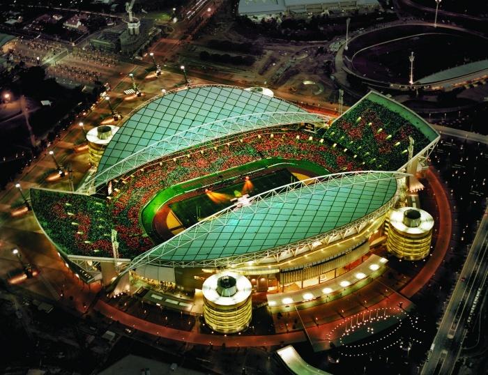 Stadium Australia, Sydney, Australia