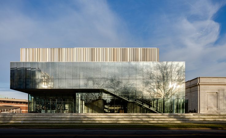 After years of extensive works, the Speed Art Museum in Kentucky is finally…