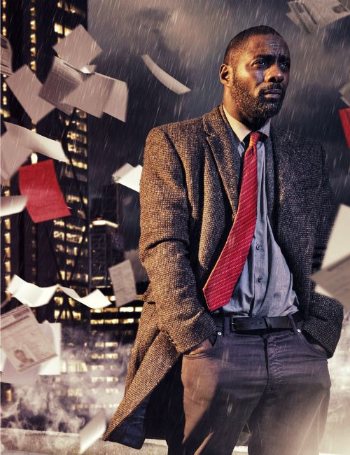 Idris Elba - Luther - BBC One in UK premieres in July, BBC America in USA premieres Sept. 3rd