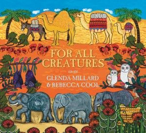 """All new, fully interactive, IWB-friendly activities for 2012 CBCA shortlisted title, """"For all creatures"""""""