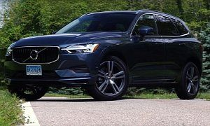 2018 Volvo XC60 Is Slightly Disappointing According to Consumer Reports :  After nearly a decade on the market the old XC60 was still one of the most popular SUVs not only in its class but also for Volvo in general. Now there's an all-new model which look