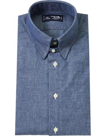 スリムフィット(36/81 ブルー系): メンズ | メーカーズシャツ鎌倉 公式通販 | MAKER'S SHIRT KAMAKURA