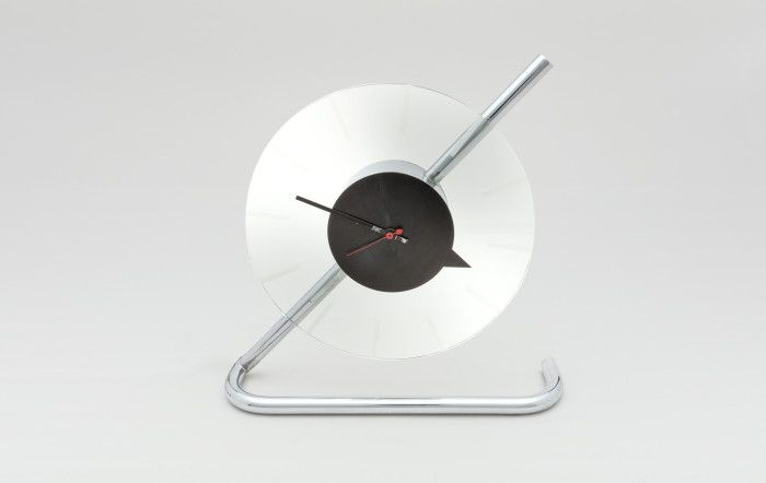 Z Clock, 1934. Designed by Gilbert Rohde