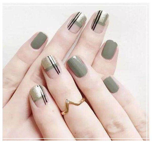 Suitable For 30 Year Old Women S Nails These Make Your Fashion Sense Soar Mong Tay Mong Gel Thiết Kế Mong