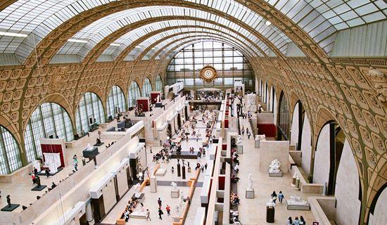 Museo de Orsay billetes entradas