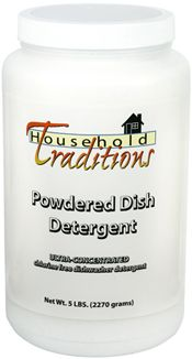 Delicious Obsessions is never going back to commercial dish detergents after testing out this non-toxic product!