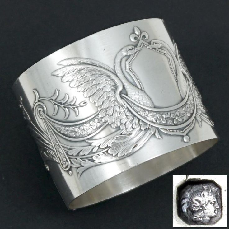 best 25 silver napkin rings ideas that you will like on