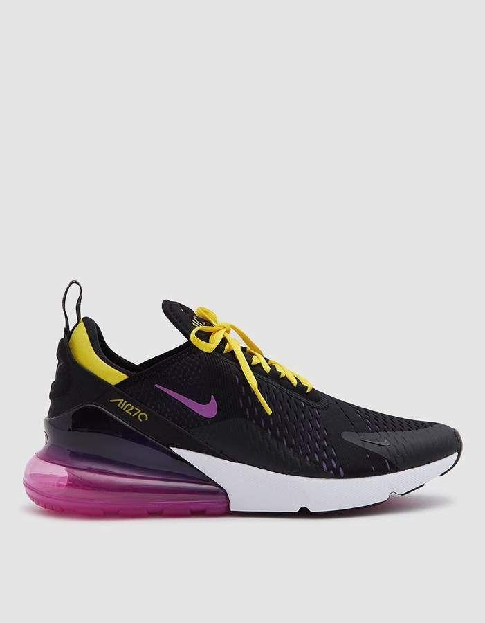N Sneakers Air Max 270 Yellow | Nike