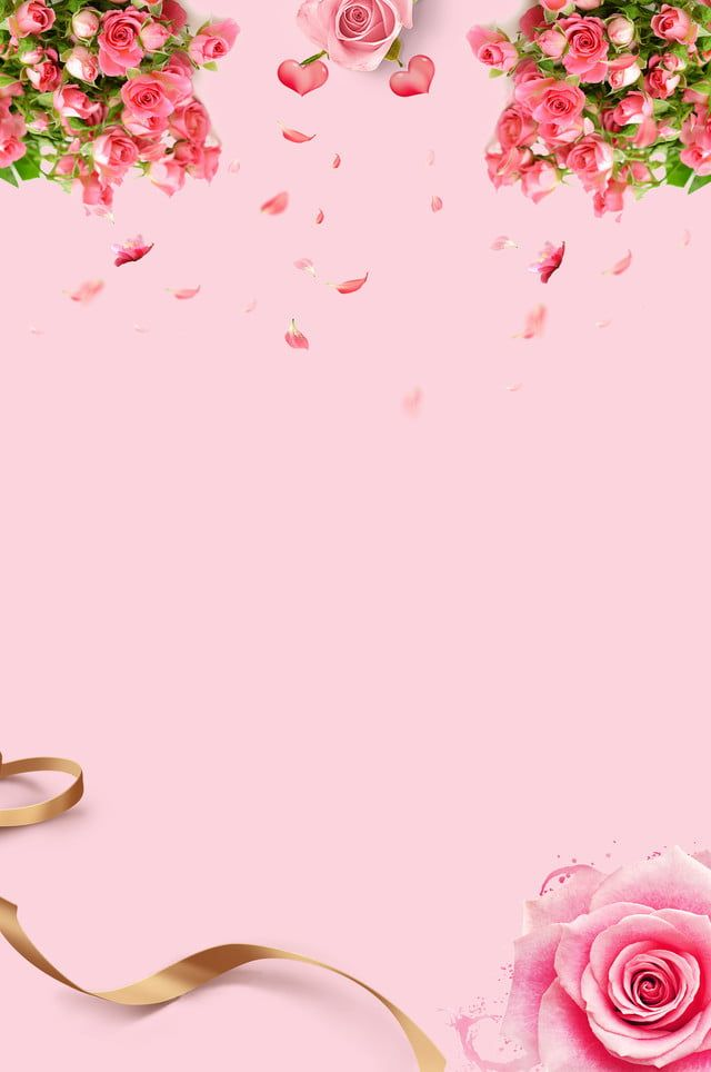 Creative Flower Tmall Wedding Expo Hd Background Pink Background Images Best Flower Wallpaper Valentines Wallpaper Wallpaper background hd wedding hd