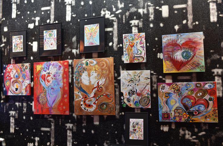 SSZ ART - we are proud to host our third artist Kateřina Hrachovcová in SaSaZu!