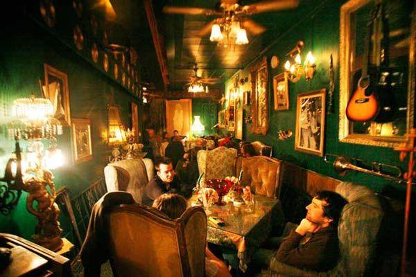 Cafe D'Mongos