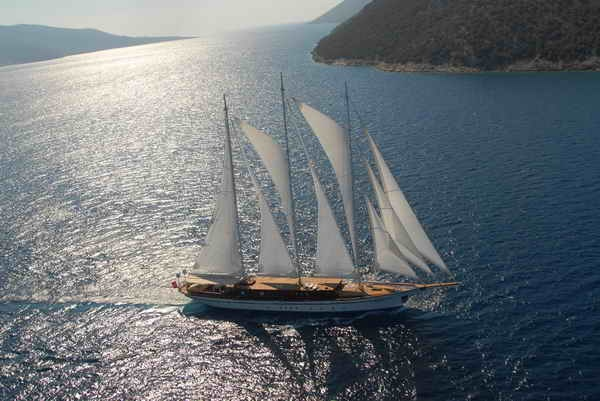 Discover Turkey on a gulet sailing holiday on a Turkish yacht sailing cruise to destinations such as Marmaris Bodrum Gocek Greek Islands of Kos Rhodes