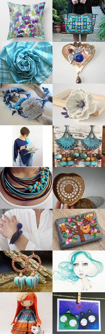 Summer gifts by Zivile Vaiciukyniene on Etsy--Pinned with TreasuryPin.com