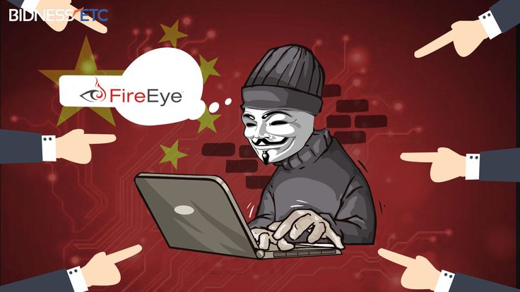 FireEye Inc Accuses China-Backed Group For Decade-Long Cyber Attack