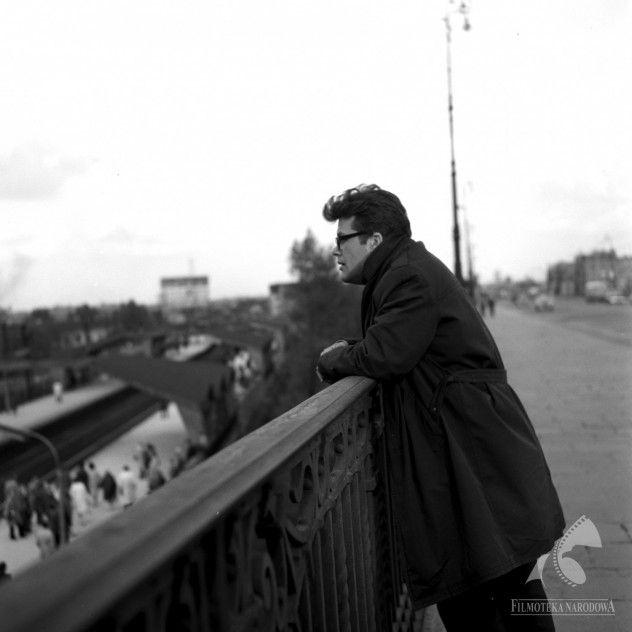 ✖ Alone in the City (Sam pośród miasta), Halina Bielińska (1965)