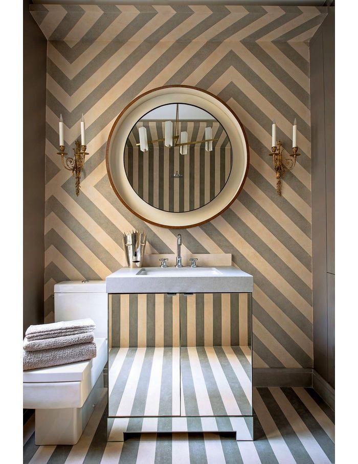 Мебель и предметы интерьера в цветах: серый, светло-серый, бежевый. Мебель и предметы интерьера в стилях: арт-деко.