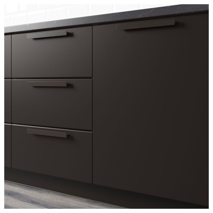 IKEA - KUNGSBACKA Drawer front anthracite