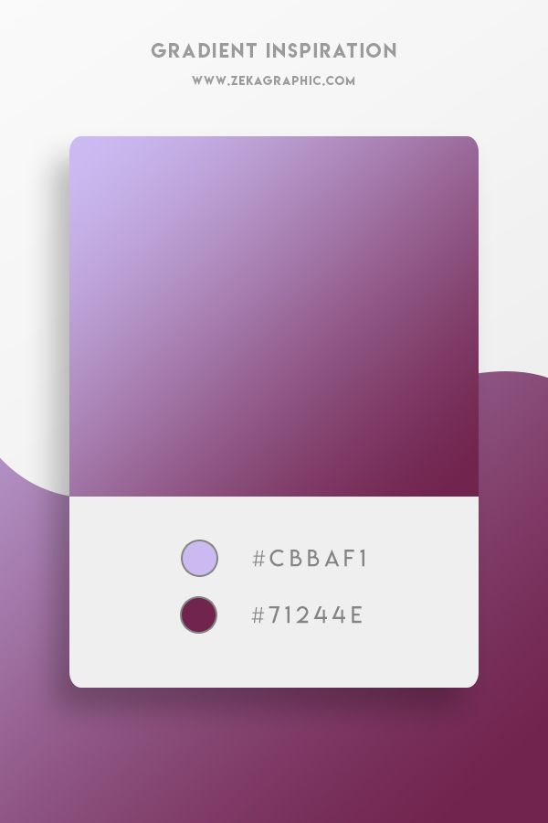 Color Gradient Palette Design Art Inspiration For Graphic Design Projects In 2020 Color Palette Design Gradient Color Design Color Design Inspiration