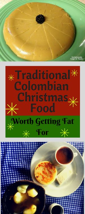 Chow down on these traditional Colombian Christmas foods!