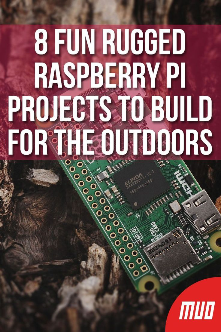 8 Fun Rugged Raspberry Pi Projects to Build for the Outdoors