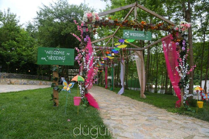 My Village Köy Düğünü - İstanbul Kır Düğünü
