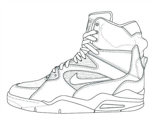 Free Stephen Curry Shoes Coloring Sheets To Print Pictures Steph