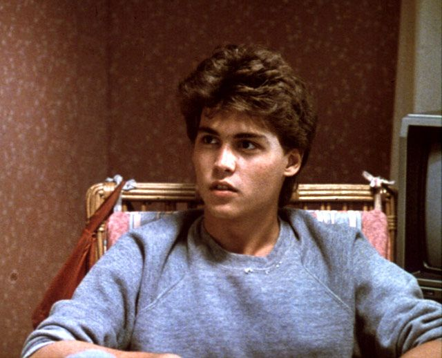 Johnny Depp's Movie Makeovers: A Nightmare on Elm Street