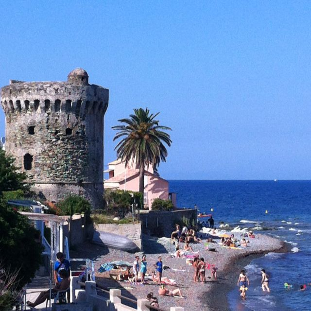 Miomo. Corsica
