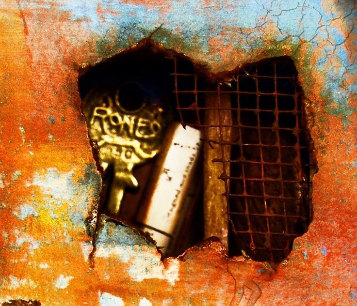 lienzo alterado por Andy Skinner