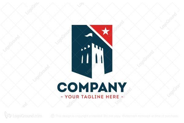 Logo for sale: Tower Logo