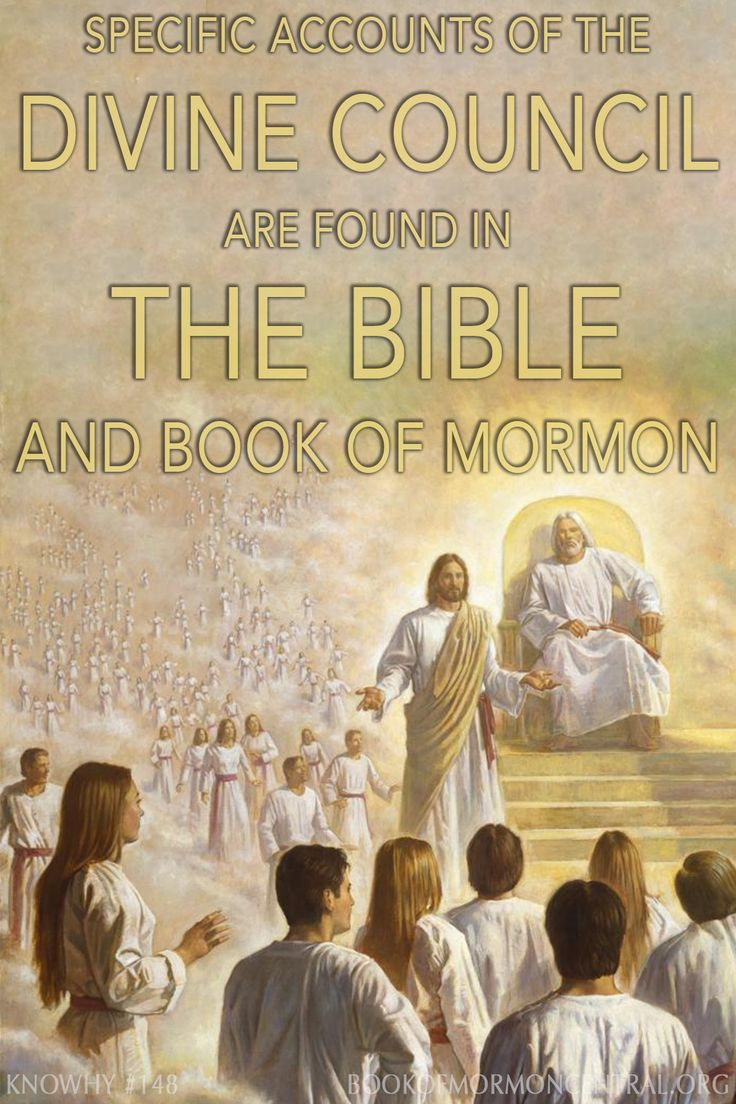"""In ancient Israel, some prophets received visions in which they saw God's """"divine council,"""" a group composed of God and His """"royal court"""" in heaven. Over the years, several LDS biblical scholars have noted similarities between these Israelite manifestations and the experiences of Book of Mormon prophets. Nephi, the son of Helaman, is one such example. https://knowhy.bookofmormoncentral.org/content/why-is-there-temple-imagery-in-helaman-10 #God #Angels #Divine #Council #Temple #Prophet #Bible"""