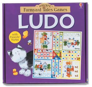 Ludo is a fun board game similar to games like Parcheesi, Sorry, and Trouble.  Up to four players have the mission to get their animals from start to home as they travel around the board.  One of the reasons I love this game is because it includes different rules for children at different ages, making it a versatile game and just as fun for 3 year olds as 6 year olds.  Pick to use a color dice or graduate to a regular dice for children learning or already proficient in... $8.99
