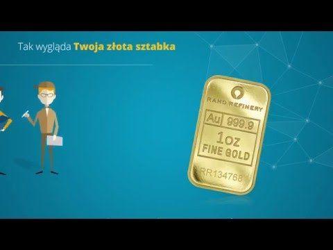 Racjonalne Oszczędzanie: Regularne oszczędzanie… w złocie