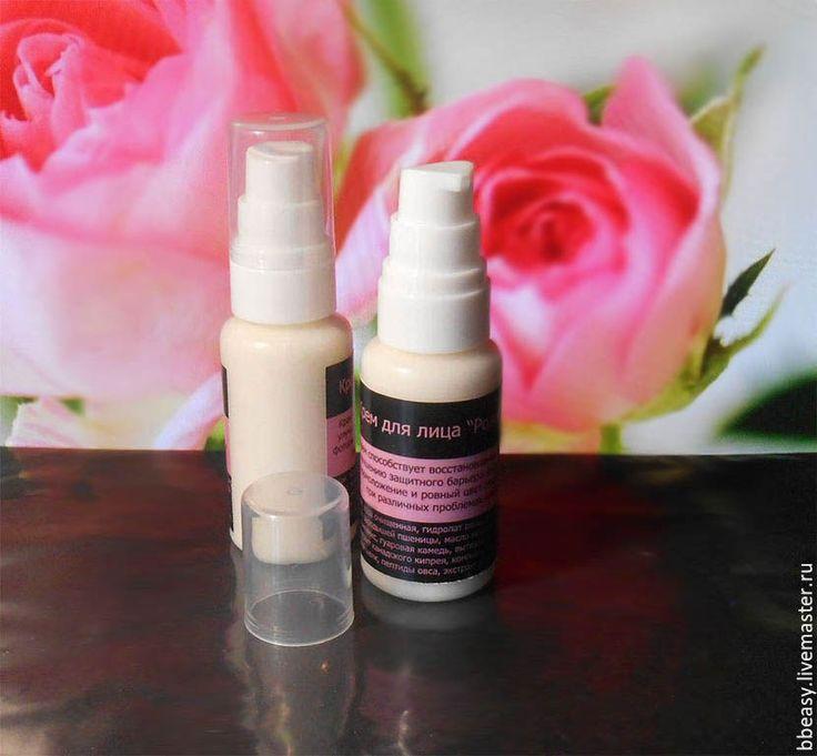 Купить Крем для лица Розовый шелк,крем для лица, крем,гель,сыворотка - белый
