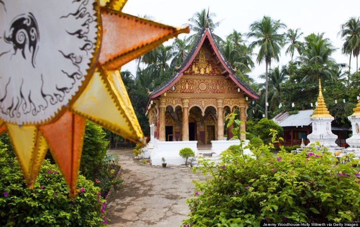 19 Places That Make Southeast Asia The Perfect Spot To Digital Detox - Luang Prabang, Laos  UNESCO named Luang Prabang a World Heritage Site, partly for its architecture that fuses Asian and European styles together. As in much of Asia, elephant tourism is huge here.