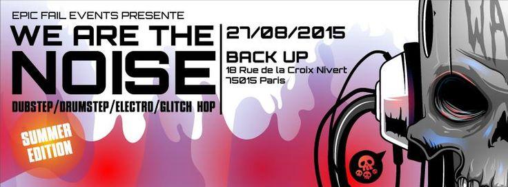 LE TEASER : https://www.youtube.com/watch?v=mugXioIj5_s  L'agence Accent Tonic en partenariat avec Epic Fail LA SOIRÉE JEUDI 27 AOUT : https://www.facebook.com/events/1589994644599285 #Paris #Clubbing #Évènementiels #DuLourd #Soirée #Discothèque #Electro #Dubstep #EpicFail #WeAreTheNoise #Drumstep #GlithHop #BAR9 #BRIG #International #DJ #DEC3MBER #BackUp #FirstInParis
