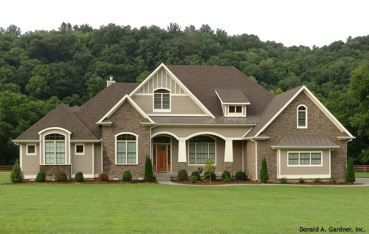 The birchwood 1239 in columbia tn beautiful front for Tennessee house plans