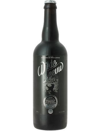 Wilde Leeuw - Bière Triple vieillie en fût d'armagnac et de bourbon