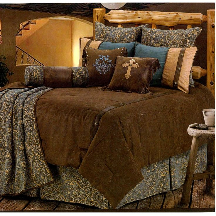 40 best Rustic bedding images on Pinterest | Candies, Bed sets and ...